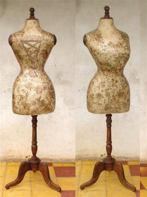 imagenes vintage maniqui crea vintage maniqui de costura decorativo