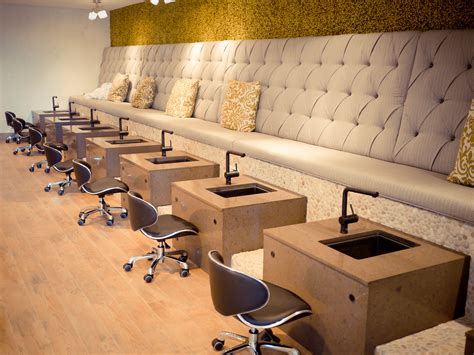 pedicure benches ter 233 s scottsdale grand opening cheap chic nail salon