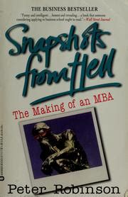 Snapshots From Hell The Of An Mba Pdf by Snapshots From Hell Pdf