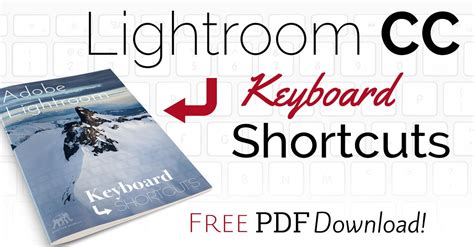 tutorial lightroom 5 español pdf lightroom cc keyboard shortcuts free download