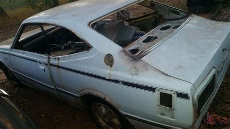 classic corolla classic ke55 toyota corolla coupe turbo rotary in qld