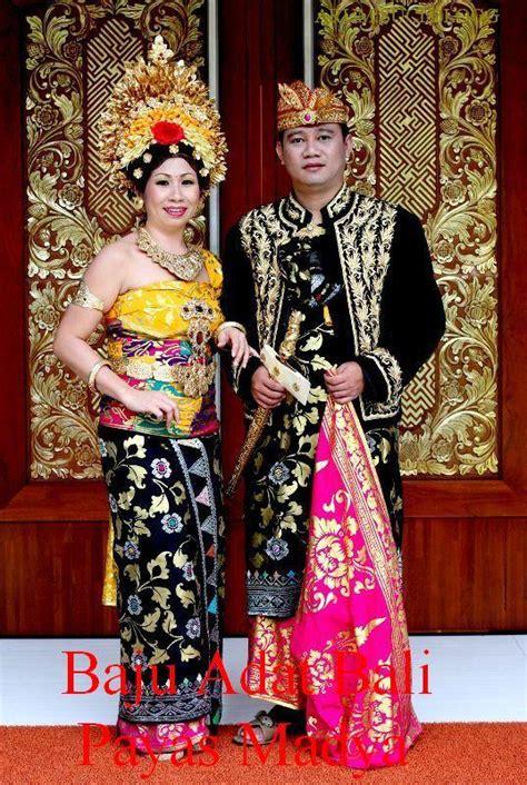 Hiasan Adat Bali Untuk Di Rambut 7 nama dan gambar pakaian adat bali untuk wanita dan pria balubu