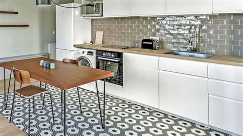 carrelage de cuisine sol quel carrelage pour le sol de votre cuisine