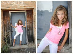 teen model rep card purrington photography