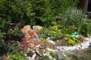 pin jardin de rocailles on