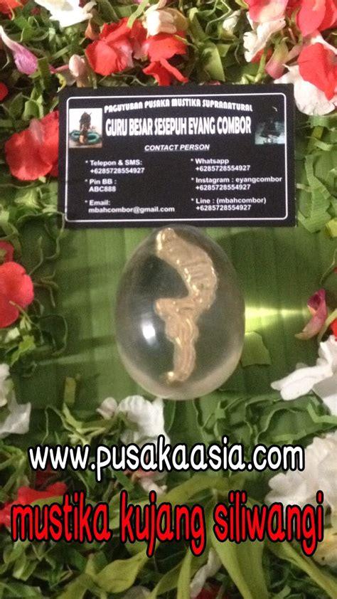 Kujang Siliwangi By Orin Toko mustika kujang siliwangi paranormal indonesia