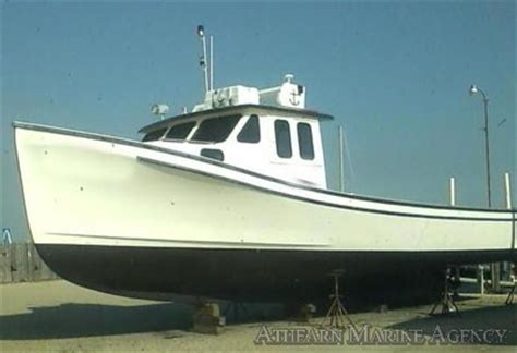 lobster boat builders pei boat of the week from the athearn marine agency 2002 45