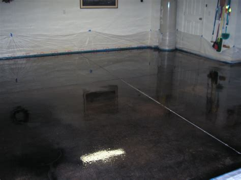 black floor l valitina concrete staining acid