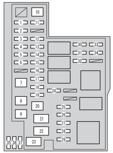 2014 rav4 fuse box diagram rav4 transfer diagram