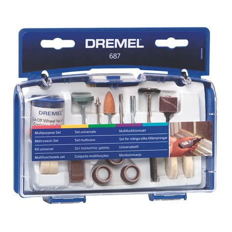 Kit Multi Purpose new dremel 687 multipurpose cutting kit 3 2mm shank ebay