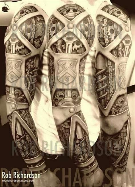 biomechanical arm tattoo biomechanical arm biomech