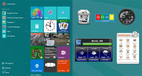 Install Windows 10 Gadgets | image gallery install windows 10 desktop gadgets