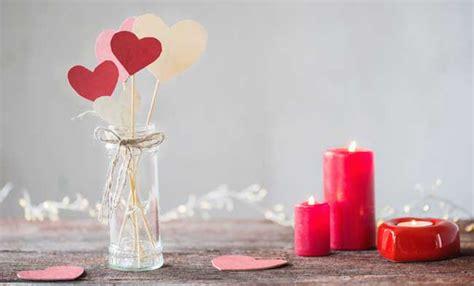 Candele San Valentino - regali di san valentino 8 candele fai da te leitv