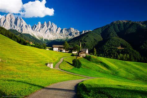 imagenes de paisajes europeos dolomites alpes it 225 lia o st igreja johann nas