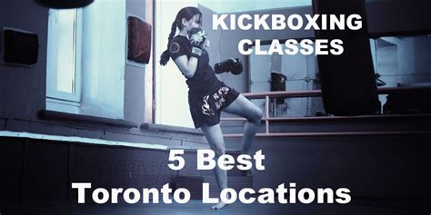 classes near me kickboxing classes near me 5 best toronto locations cryotherapy toronto