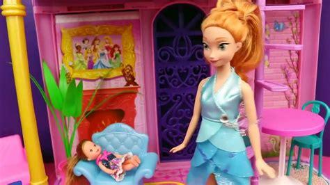 barbie cartoon  barbie life  dreamhouse disney