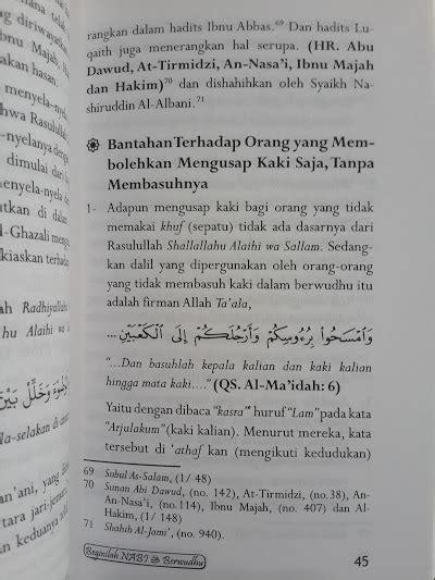 Kisah Kisah Shahih Dalam Meraih Berkah Nabi buku beginilah nabi muhammad berwudhu toko muslim title