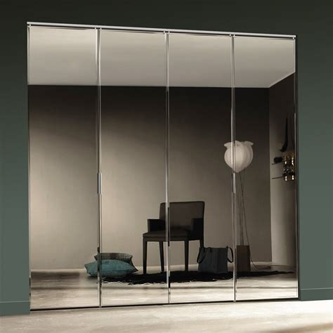 mirrored bifold closet doors frameless mirror bifold closet doors