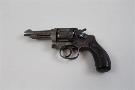 k d smith auctions smith wesson 32 hand ejector model 1903 5th change