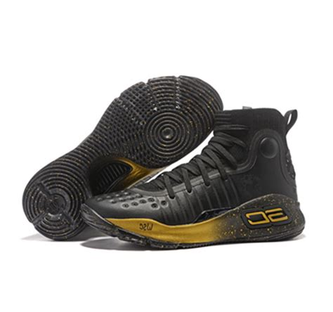 Curry 4 Black Blue curry 4 new 2017 cheap stephen curry shoes official store