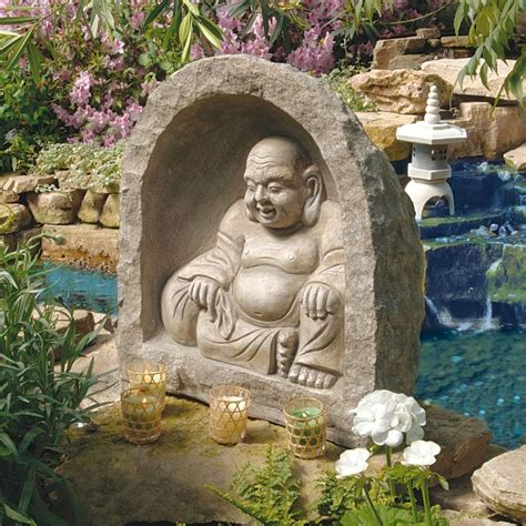 Buddha Garden Statue by Buddha Statue For Garden Sanctuary Garden Buddha Statues