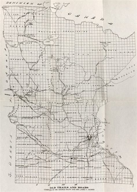 minnesota topographic map minnesota maps perry casta 241 eda map collection ut