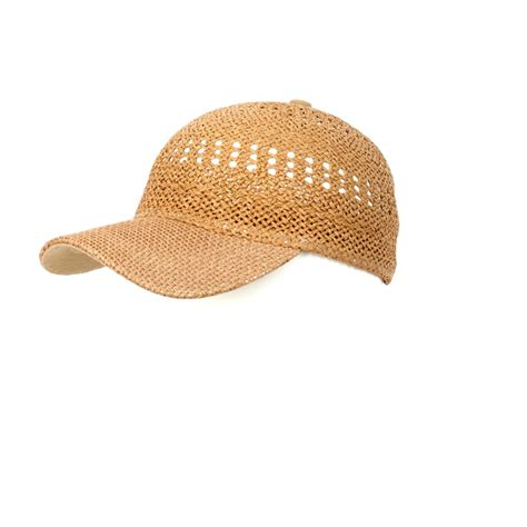 echo design handwoven baseball hat sports