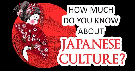 How much do you know about japanese culture quiz quizony com