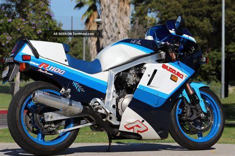 1986 Suzuki Gsxr 1100 For Sale Suzuki 1986 Gsx R 1100