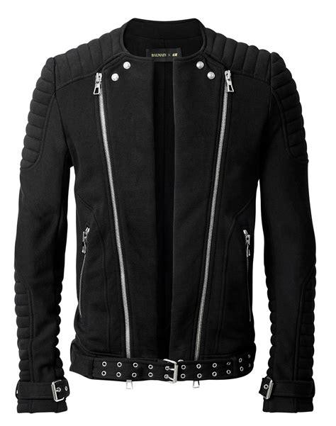 Yervant Jacket X S M L balmain x h m men s collection prices nitrolicious