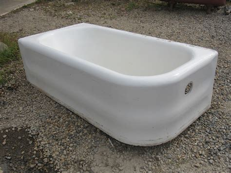 vintage corner bathtub nor east architectural salvage of south hton nh