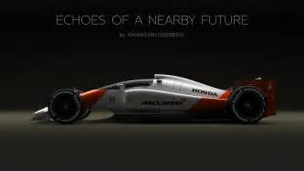 Formula One News Future Formula 1 Concept Earns Closed Cockpit Honda