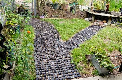Sloping Lot 12 lovely garden path and walkways ideas home and