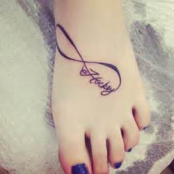 Infinity With Words Family Forever Infinity Tattoos Images