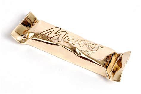 golden mars bar custom trophy design duncan shotton