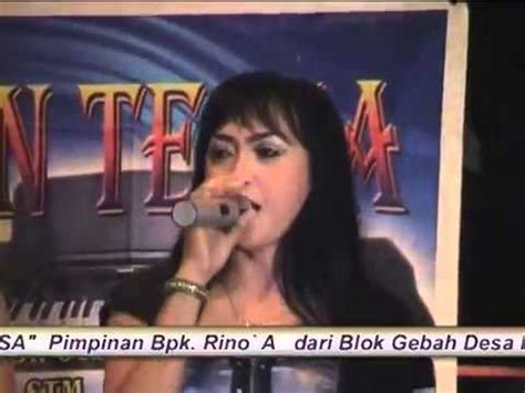 Wedding Song List Indonesia 2014 by Lagu Dangdut Non Tessa Live Keterlaluan