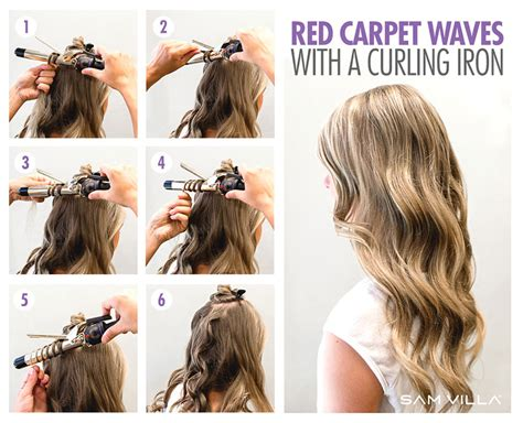 how to use straightner to get beach waves of shoulder length hair 3 ways to make beach waves in your hair with a flat iron
