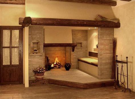 camini rustici in pietra e legno pi 249 di 25 fantastiche idee su camini in mattoni su