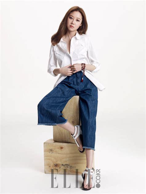 Jinjin Fashion twenty2 gong hyo jin in korea march 2015 fashion and