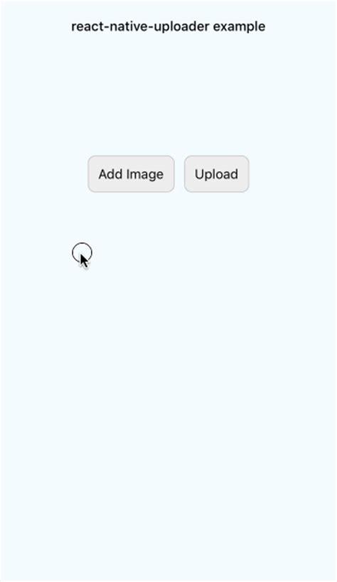 react-native-uploader - npm