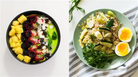 menu harian diet karbo  ampuh  lezat