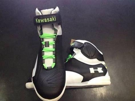 Kawasaki Boots by Botas Moto Pista Speed Boots Kawasaki 3 900 00 En