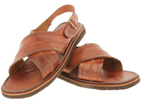 mexican shoes mens brown original leather huaraches mexican sandals flip