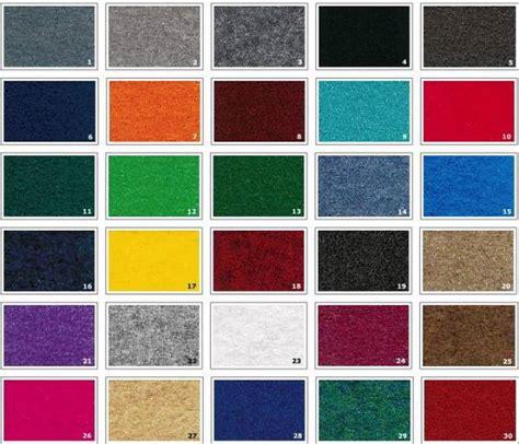 tappeti fonoassorbenti moquette fonoassorbente vari colori 3631525 su