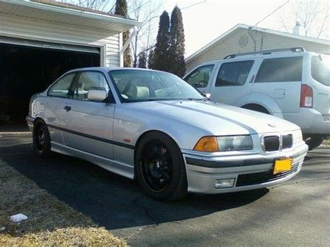 sell used 1997 bmw 328is base coupe 2 door 2 8l in horseheads new york united states
