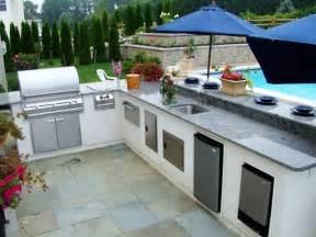 Outdoor Kitchen Cabinets Plans Creative Outdoor Kitchen Design Ideas