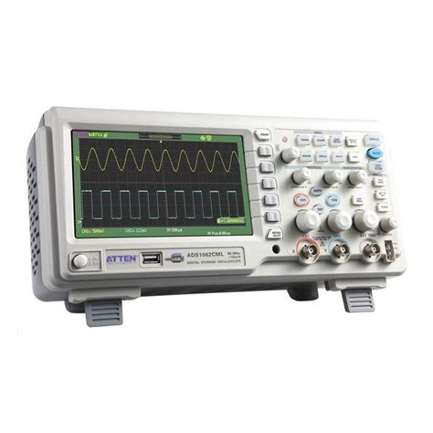 Oscilloskop Digital atten ads1042cml digital storage oscilloscope details and price on getmeter