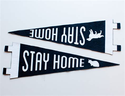 stay home club design sponge