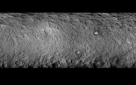 Ceres Lights by Nasa Releases New Photos Showing Strange Lights On