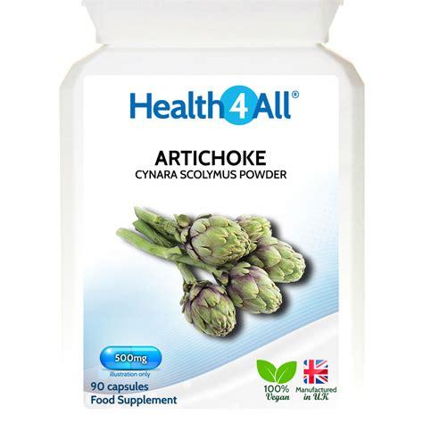 Dr Mercola Liver Detox by Artichoke 500mg Capsules Liver Regeneration Liver